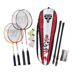 Talbot Torro Badminton Set Family Federball